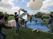 ballon cosmique